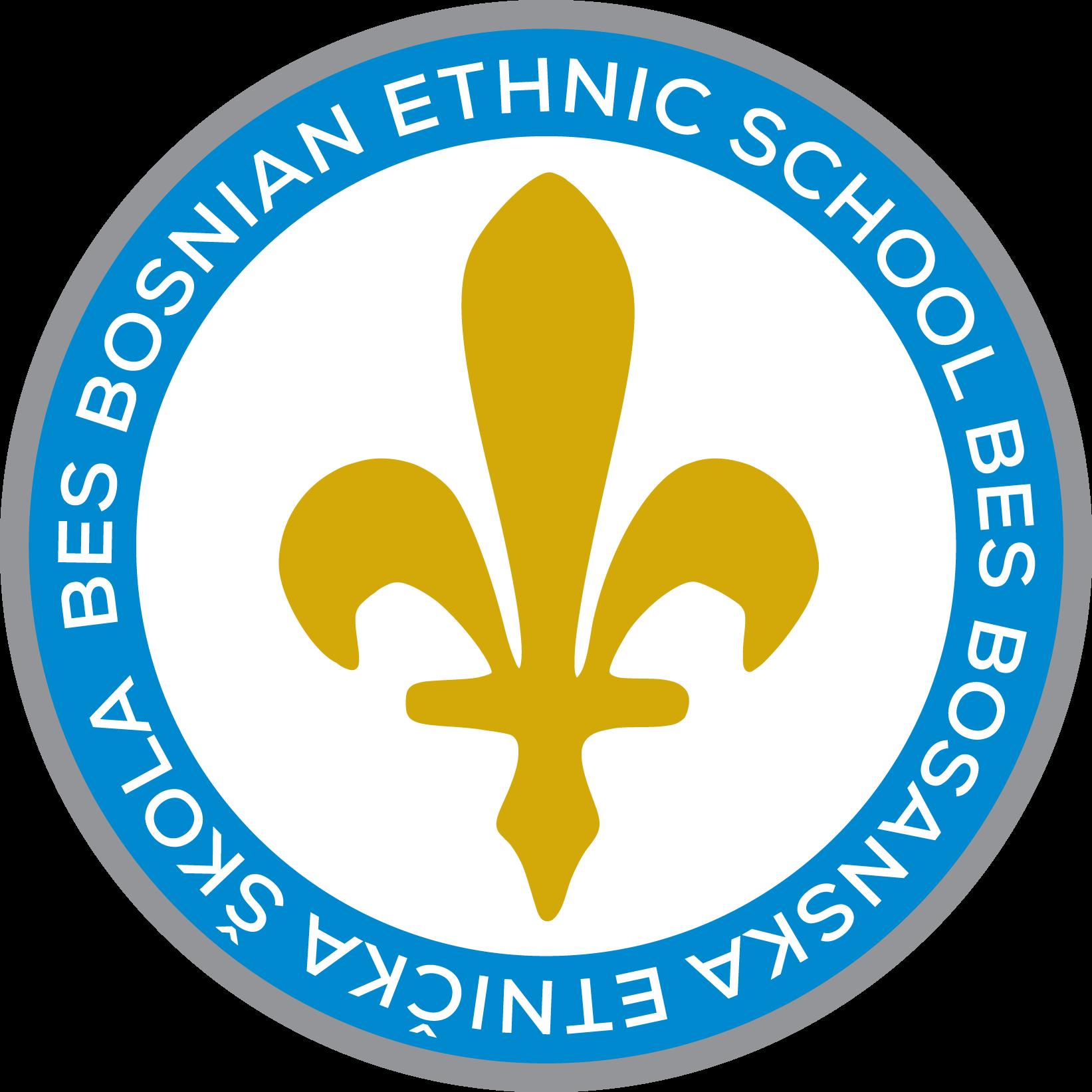 Bosnian Ethnic School Logo